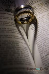Ring dictionary love heart shadow