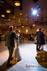 Father-daughter Mother-Groom dance