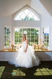 Bridal Portrait at Lionscrest