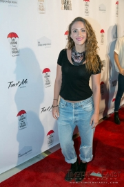 Landry Allbright at Red Carpet event in Los Angeles