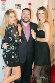 Life Lessons of a Total Failure Red Carpet event in LA (L-R) Christina Moore, MJ Dougherty, and Missi Pyle