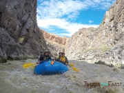 Rafting Westwater Canyon
