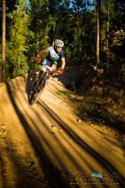 Mountain Bike Racing in Keystone