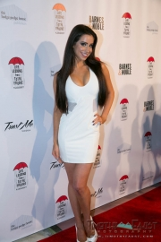 Syd Wilder at Red Carpet even in Los Angeles