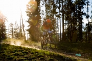 Mountain Bike Race in Keystone