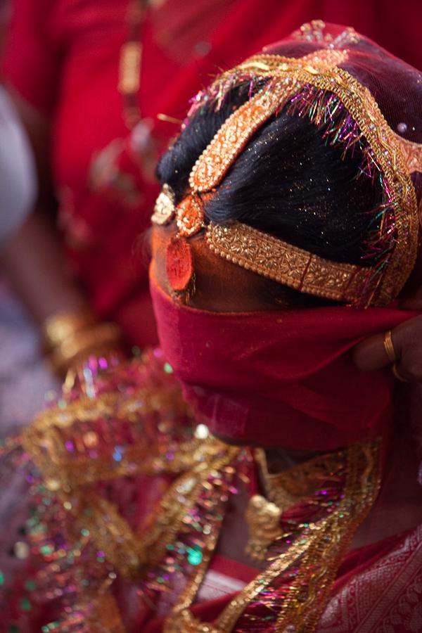 hindu bride nepal