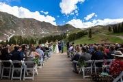 Arapahoe Basin Black Mountain Lodge Wedding