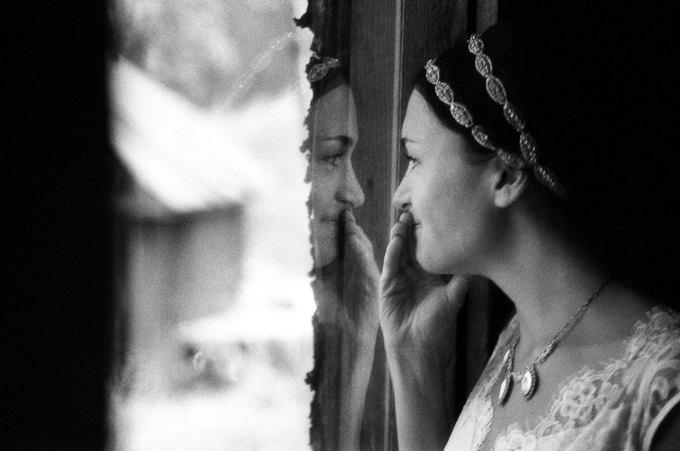 bride reflection film
