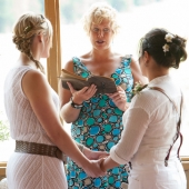 Ceremony in Black Mountain Lodge