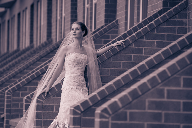 Bridal shoot in Denver, Colorado
