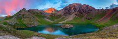 Island Lake Sunrise