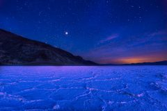 Death Valley Night Sky