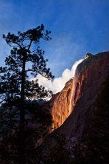 Horsetail Falls, Yosemite National Park