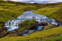 Skoga River, Iceland