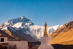 Mount Everest Sunrise