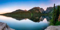 Phelps Lake Sunrise