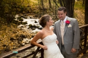 Wedding Portrait in Beaver Creek