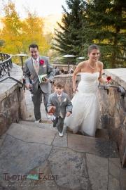 Bride Groom and Son