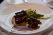Elk Tenderloin at the Splendido
