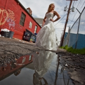 Bride in Denver
