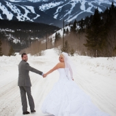 Couple in Breckenridge