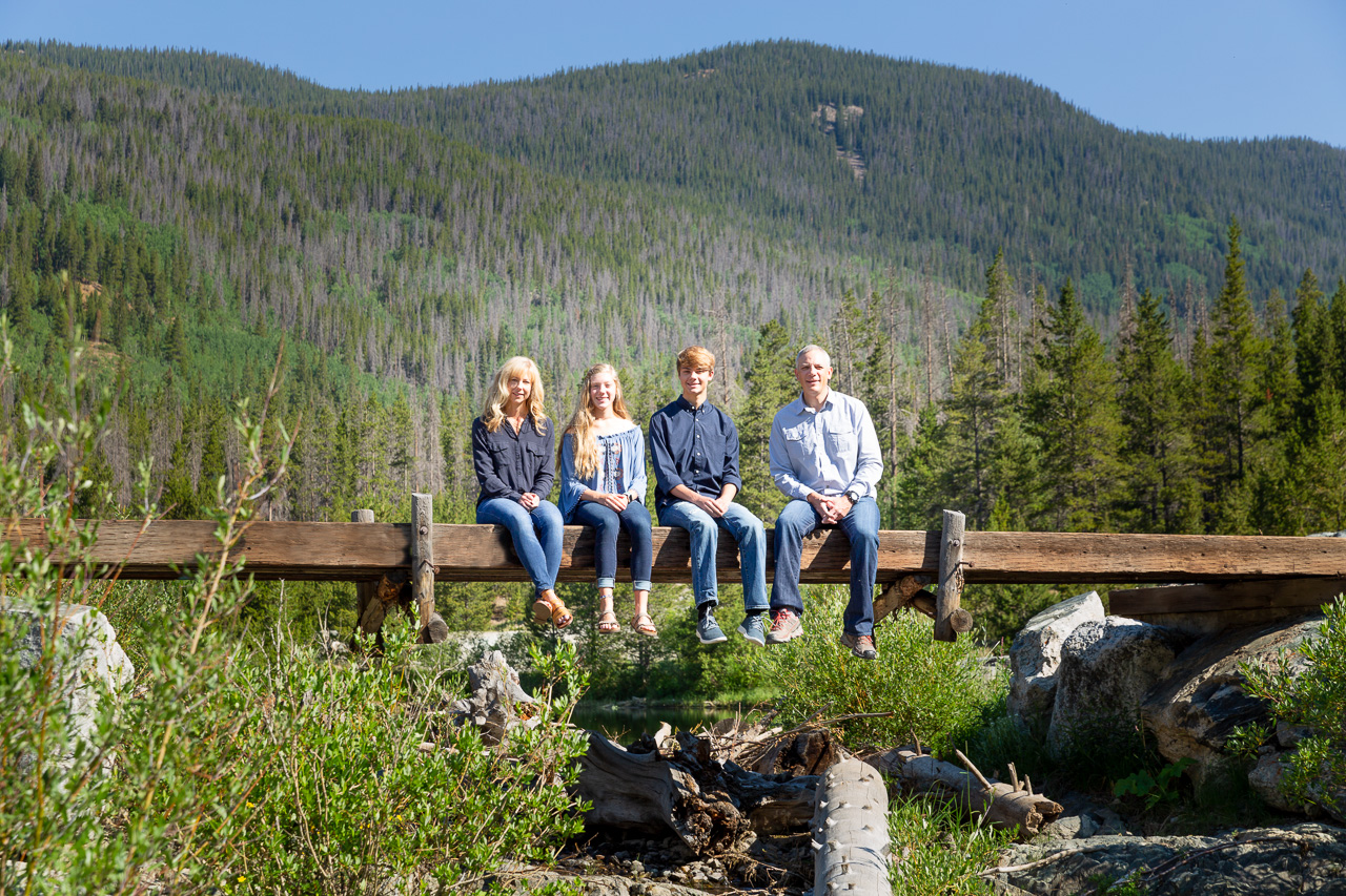 Breckenridge Family Portrait