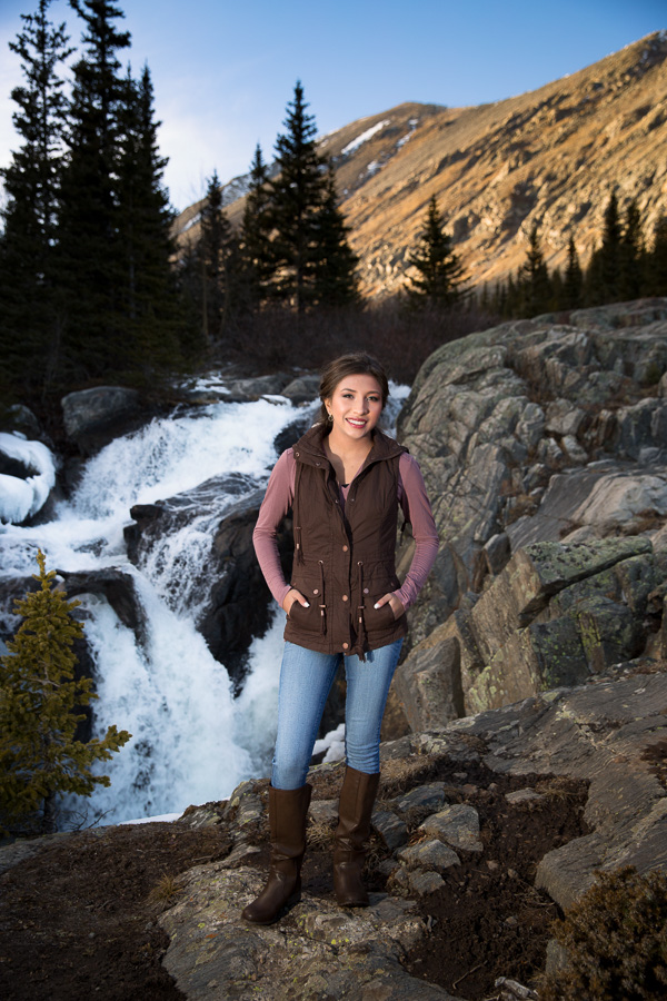 Breckenridge Senior Portraits