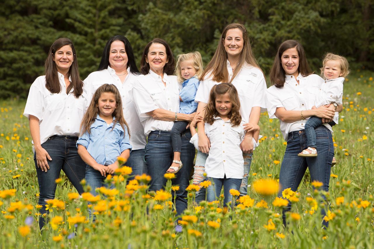Breckenridge Family Portrait
