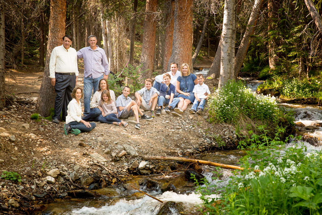 Breckenridge Family Portraits
