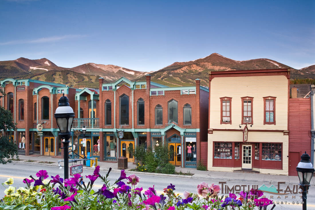 Main Street Breckenridge