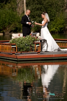 First wedding in Colorado in 2006