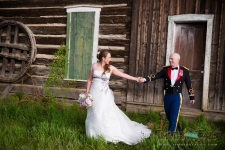 Breckenridge Military Wedding, 2013