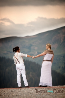 Arapahoe Basin Wedding, 2013
