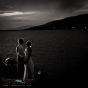 Lake Dillon evening image