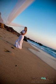 Bride in California