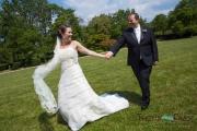 Wedding Couple in Cincinnati