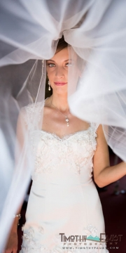 Bride in Colorado