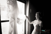 Bride in Beaver Creek