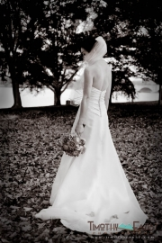 Bride in Washington DC