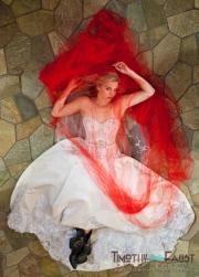 Bride in Breckenridge