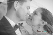 Wedding Couple in California