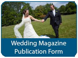 Wedding Publication Form