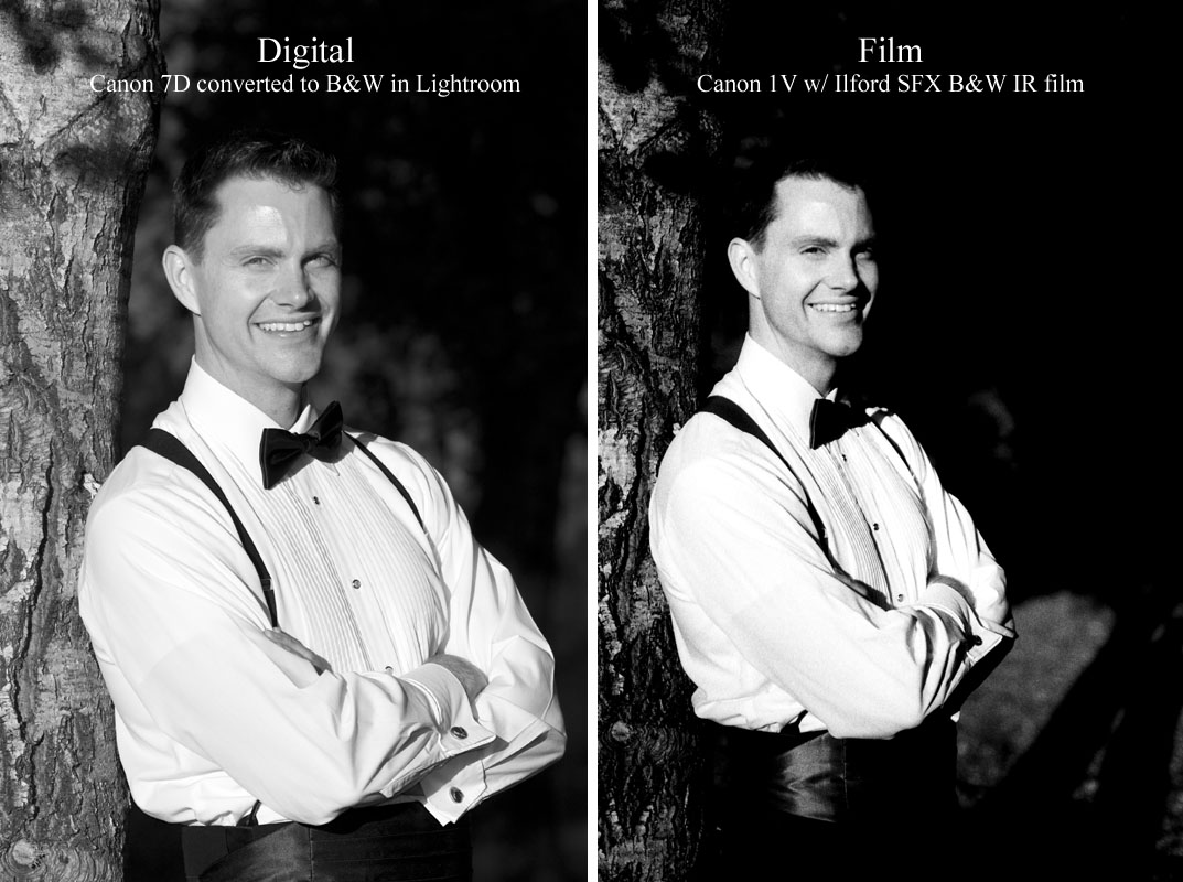 Black And White Photography Digital Vs Film