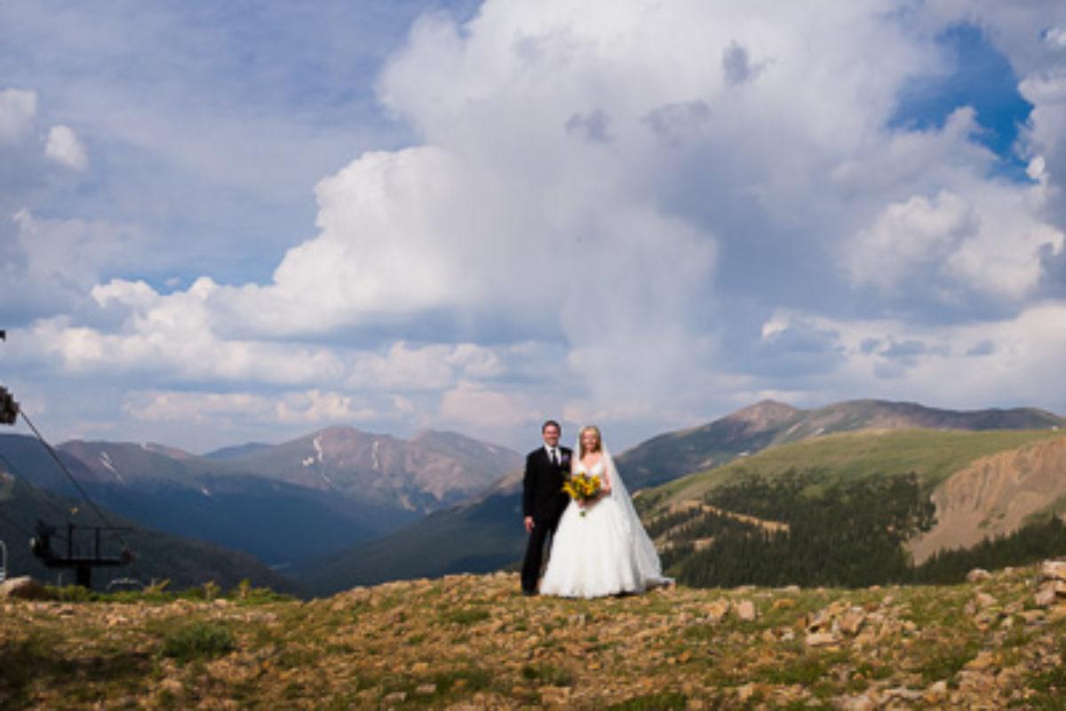 Amber and Aaron's Loveland Wedding