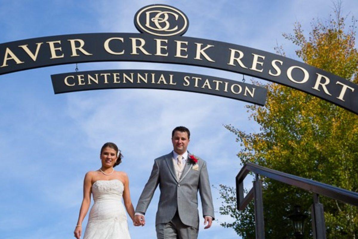 Kristin and Jared's Fall Wedding in Beaver Creek, Colorado