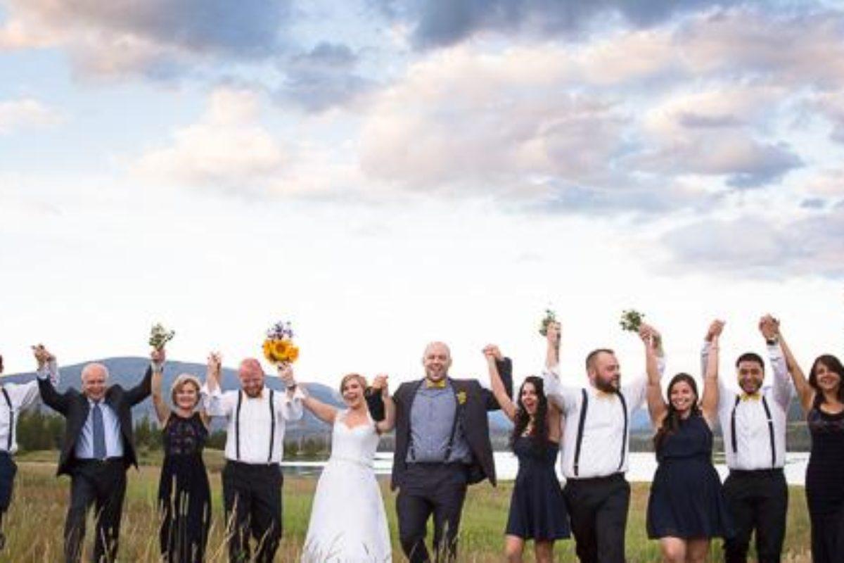 Kurt and Natalie's Silverthorne, Colorado Wedding