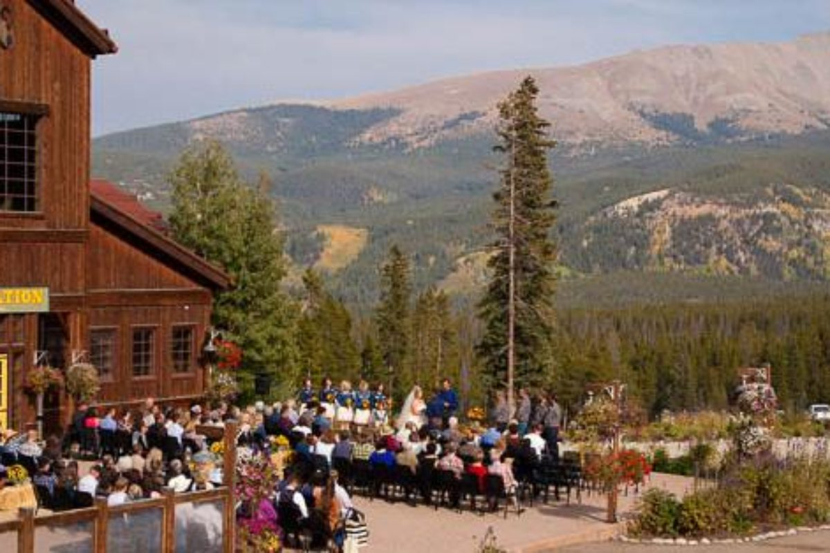 Sarah and Tyler's Breckenridge, Colorado Wedding