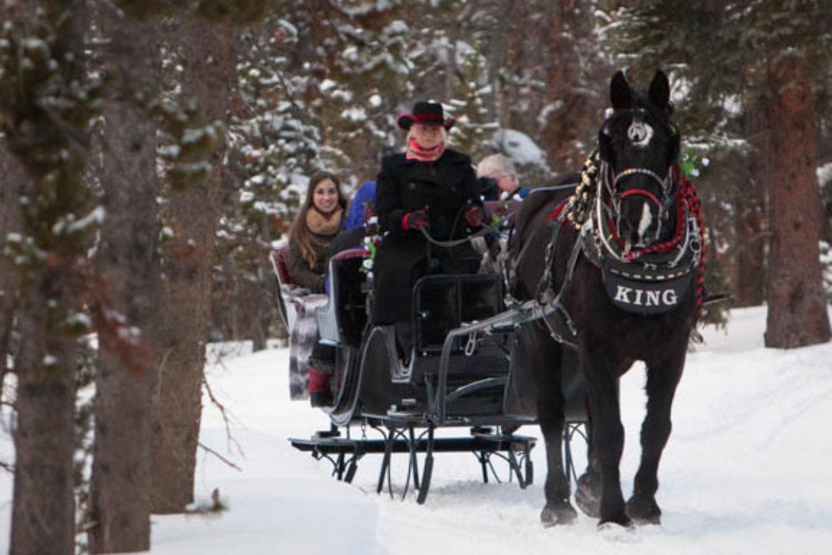 Nicole and Jason's Breckenridge Winter Destination Wedding