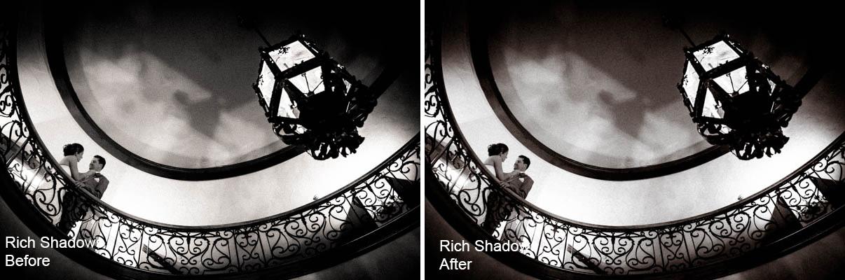 rich shadows