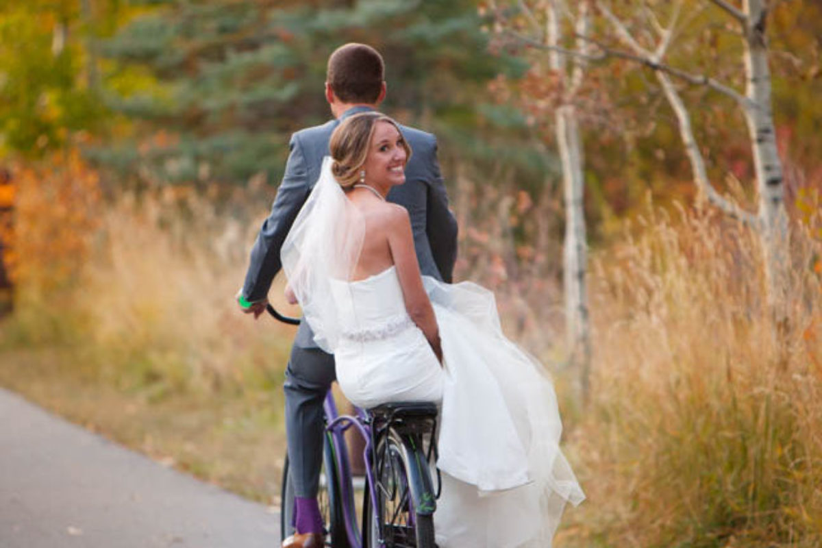 Michelle and Chad's Beaver Creek Wedding